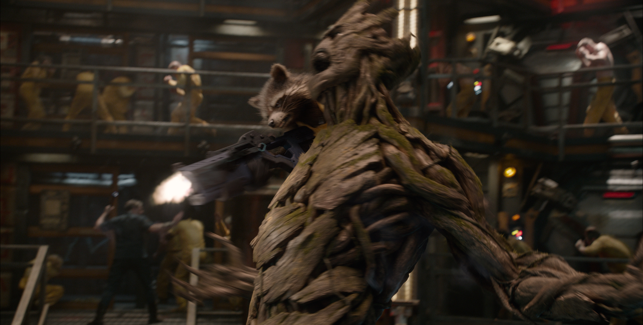 guardians-of-the-galaxy-rocket-raccoon-grootGuardians Of The Galaxy Characters Groot