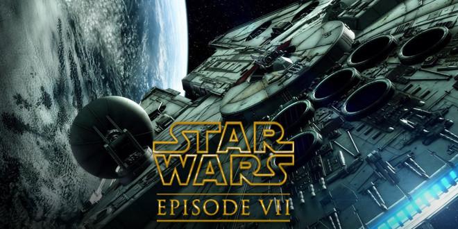 Veja a construção da Millennium Falcon em tamanho real no set de Star Wars: Episódio VII