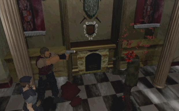Capcom Anuncia Remake De Resident Evil 1 Em 2015 Classe Nerd