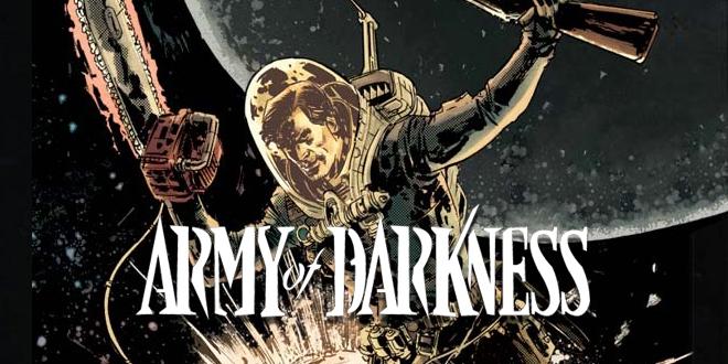 Nova HQ de Army of Darkness leva Ash ao espaço