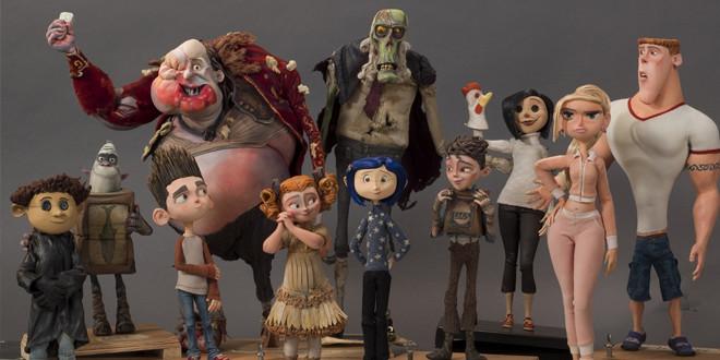 Bonecos dos filmes da LAIKA como Coraline, ParaNorman, e Os Boxtrolls estarão em leilão