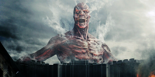 Attack on Titan enfim ganha seu primeiro trailer