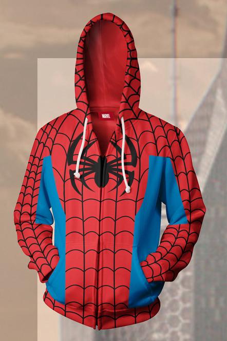 Moletons-Spiderman-Classe Nerd-F0001