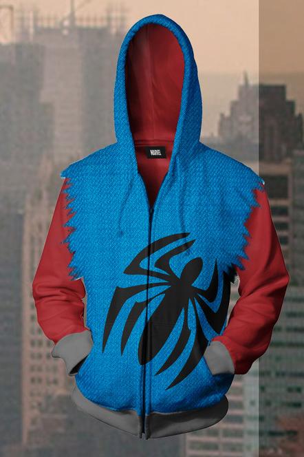 Moletons-Spiderman-Classe Nerd-F0006