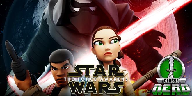 Dsiney Infinity pode ter revelado a verdadeira identidade  de Ray em Star Wars: O Despertard a Força