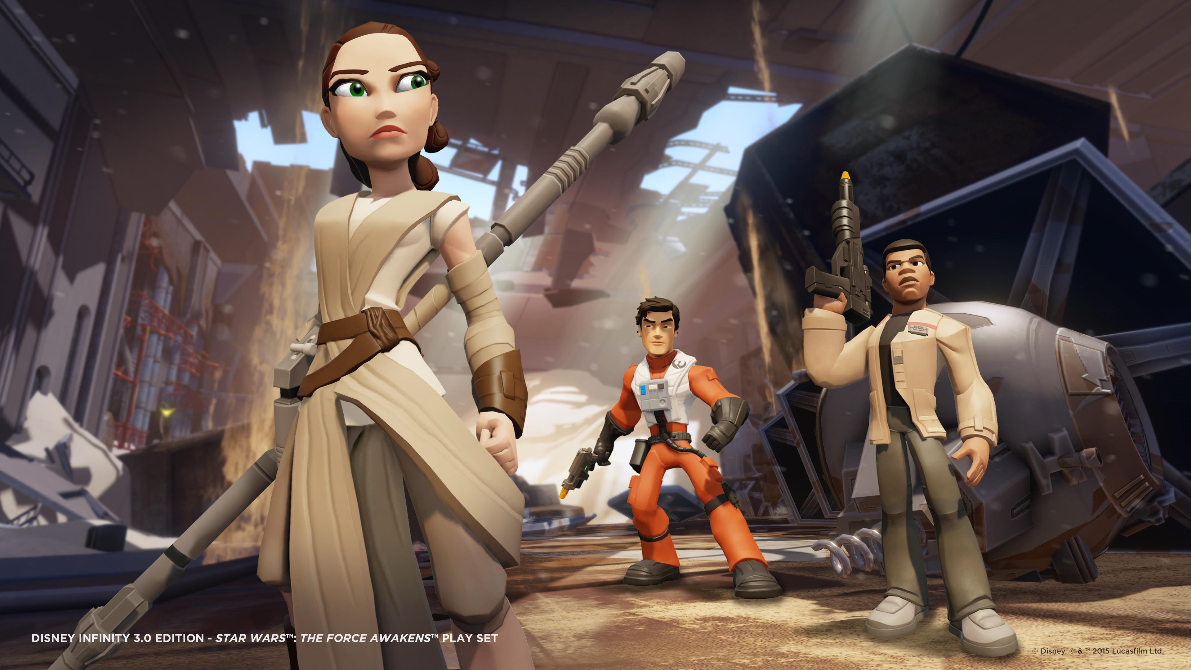 Star Wars-O Despertar da Força-Disney Infinity-F-001