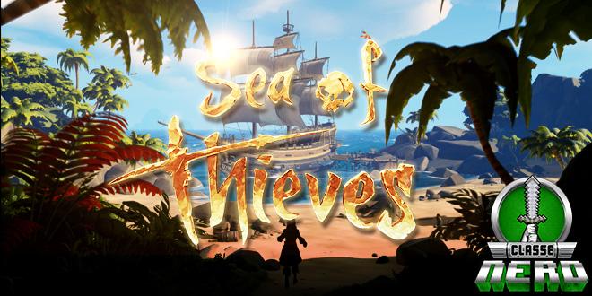 Sea of Thieves ganha um grande vídeo de gameplay na Gamescom 2016