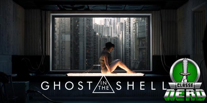 Ghost in the Shell ganha vislumbre de sua adaptação as telonas em 5 teasers