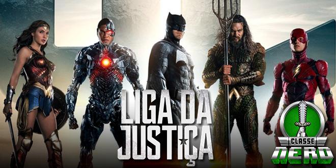 Liga da Justiça ganha novo trailer legendado