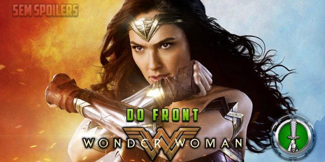 Mulher-Maravilha é a salvação da Justiça!