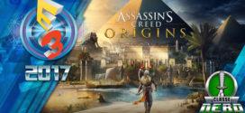 E3 2017: Assassin's Creed Origins ganha seu 1º trailer e com direito a belo gameplay