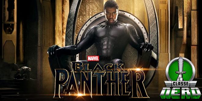 Assista ao 1º trailer de Pantera Negra Legendado