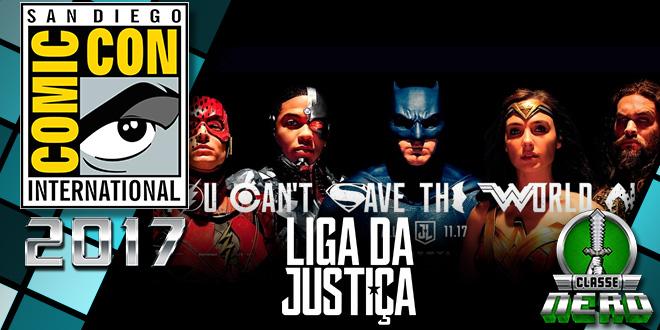 SDCC-2017- Liga da Justiça chega a San Diego com todo o elenco e um Excelente novo trailer