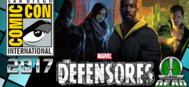 SDCC-2017- Os Defensores Ganha novo trailer com direito a narração do Mestre Stan Lee