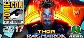 SDCC-2017- Thor e Hulk são como fogo no novo trailer de Thor- Ragnarok