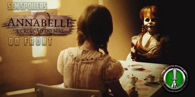Do Front – Annabelle 2: A Criação do Mal