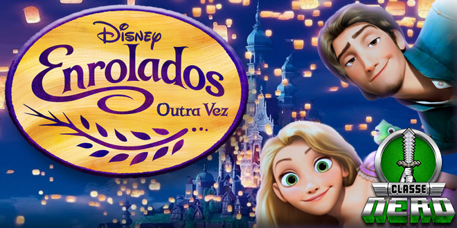 Enrolados Outra Vez leva aventuras de Rapunzel para as telas do Disney Channel