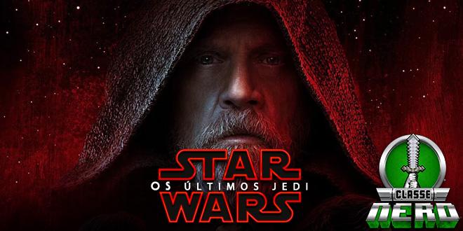 Mark Hamill diz que versão de Luke em Star Wars- Os Últimos Jedi é um desafio para ele