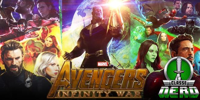 Enfim, Vingadores: Guerra Infinita ganha seu esperado 1º trailer