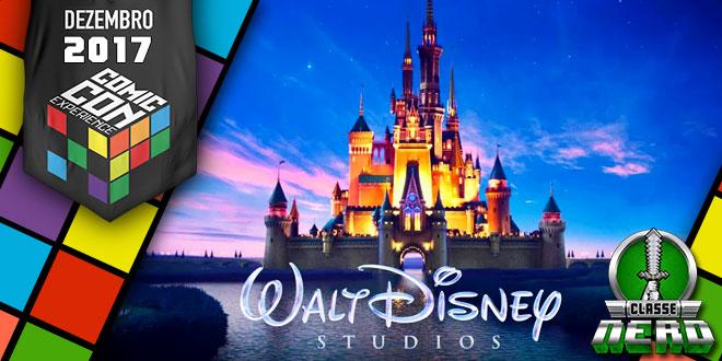 Veja como a Disney marcará presença na Comic Con Experience 2017