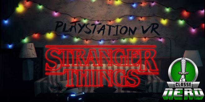 Stranger Things e The Last Guardian são lançados para PlayStation VR