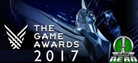 The Game Awards 2017: Veja os vencedores do Oscar dos games!