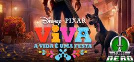 Rogério Flausino canta a versão brasileira do tema de Viva- A Vida é uma Festa