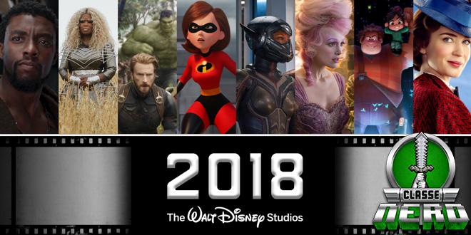 Disney libera novas imagens de Pantera Negra, Vingadores e mais lançamentos