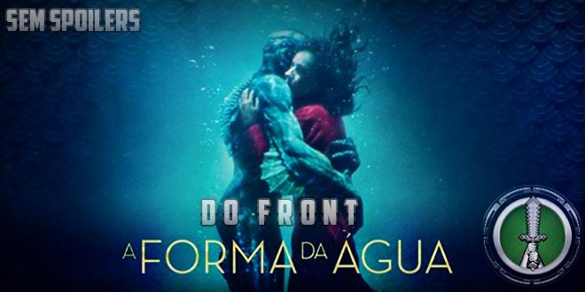 Guillermo Del Toro mostra qual é A Forma da Água