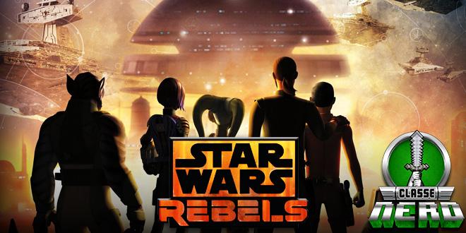 Assista ao eletrizante trailer da nova temporada de Star Wars Rebels