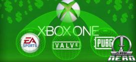 Opinião: Adquirir EA, Valve ou PUBG Corp seria solucão para o Xbox One?