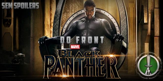 Pantera Negra estreia como um dos melhores filmes da Marvel