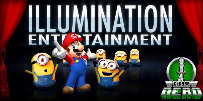 Nintendo confirma filme de Mario em parceria com a Illumination, dos Minions
