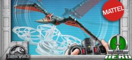 Mattel anuncia o Pterano-Drone: um drone com dinossauro voador de Jurassic World
