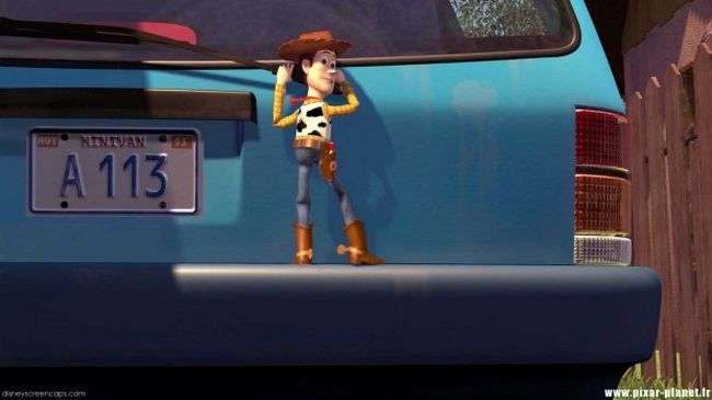 Código A113 - Descubra o segredo da Pixar e Disney • Classe Nerd